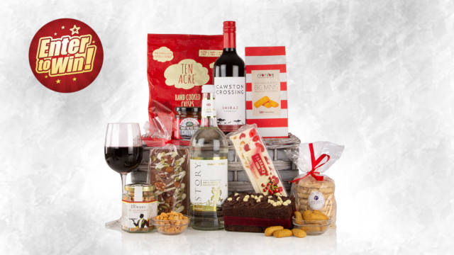 Win The Luxury Hamper (worth £53.99) from Red Letter Days