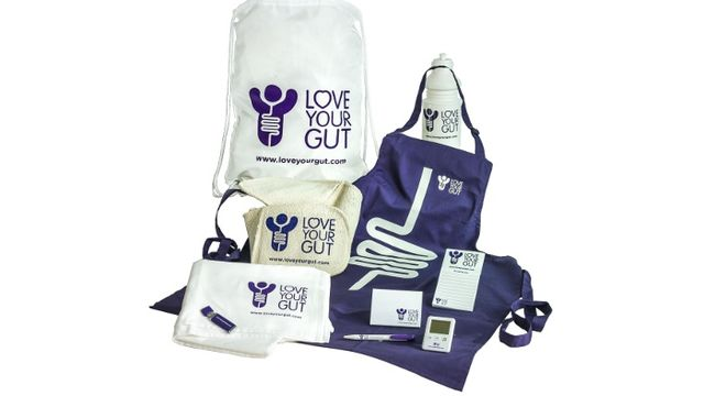 Love Your Gut kitchen prize pack