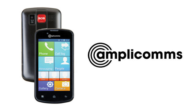 Amplicomms M9000 Smartphone