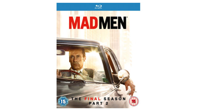 Mad Men - The Final Season: Part 2 Blu-ray
