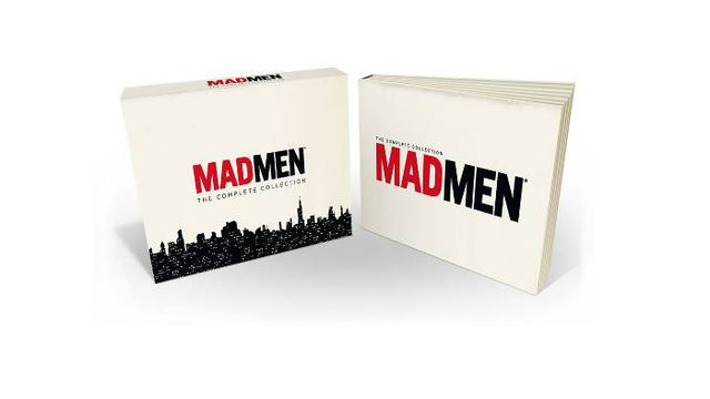 Mad Men The Complete Collection (Collector's Edition) Blu-ray Box Set