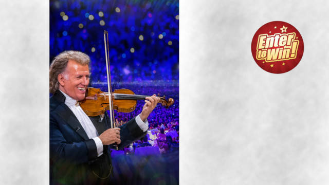 WIN TICKETS TO WATCH ANDRÉ RIEU'S MAGICAL MAASTRICHT – TOEGTHER IN MUSIC IN CINEMAS