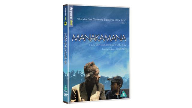Manakamana on DVD
