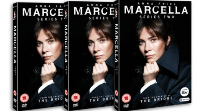 Win Marcella Series Two starring Anna Friel on DVD