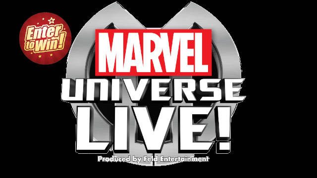 Your chance to win a Family Ticket for Four to the Opening Night of Marvel Universe LIVE! at 7:00pm on Thursday 5 December 2019 at Arena Birmingham