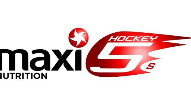 Maxinutrition Hockey 5s at Wembley Arena