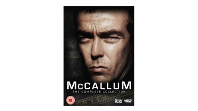 McCallum the Complete Collection on DVD