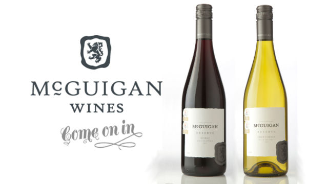 Win a mixed case of McGuigan wines - McGuigan Reserve Shiraz and McGuigan Reserve Chardonnay