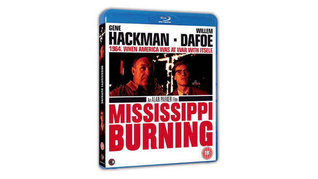 Mississippi Burning on Blu-ray