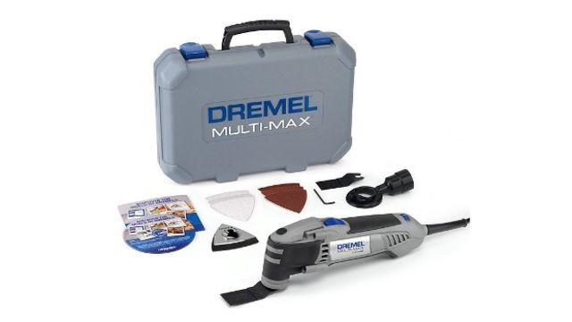 Win The Dremel Multi-Max MM40 Toolkit