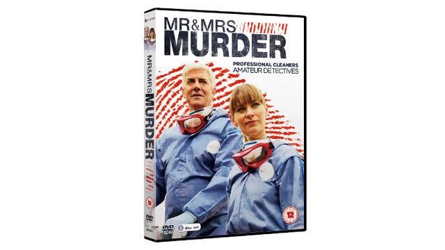 Mr & Mrs Murder on DVD