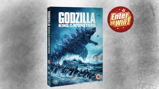WIN GODZILLA: KING OF THE MONSTERS ON DVD
