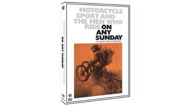 On Any Sunday on DVD