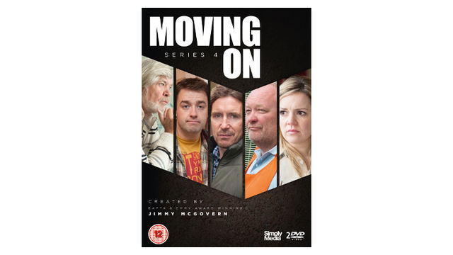 Win Moving On Series Four DVD