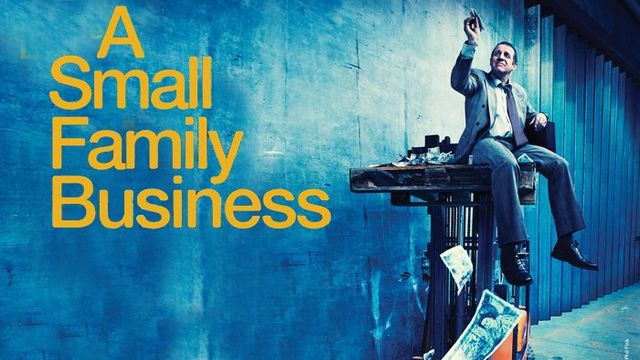 Win tickets to A Small Family Business at National Theatre