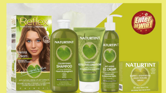 Win a bundle of Naturtint Hair Products (worth £51.40)