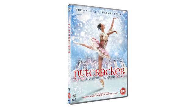 Nutcracker: The Motion Picture on DVD