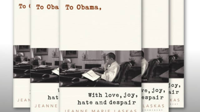 To Obama by Jeanne Marie Laskas