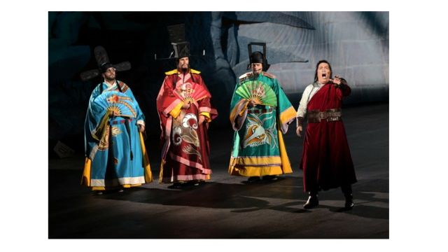 Tickets to see Turandot – CinemaLive