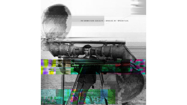 "Information Society ""Orders Of Magnitude"" CD"