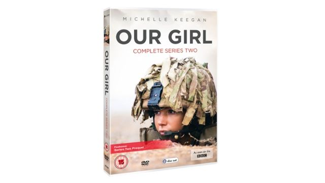 Our Girl Series Two on DVD