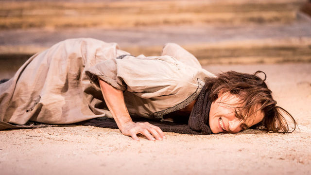 ELECTRA at The Old Vic starring Kristin Scott Thomas