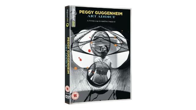 Documentary Peggy Guggenheim: Art Addict on DVD
