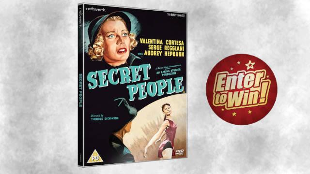 Secret People DVD up for grabs