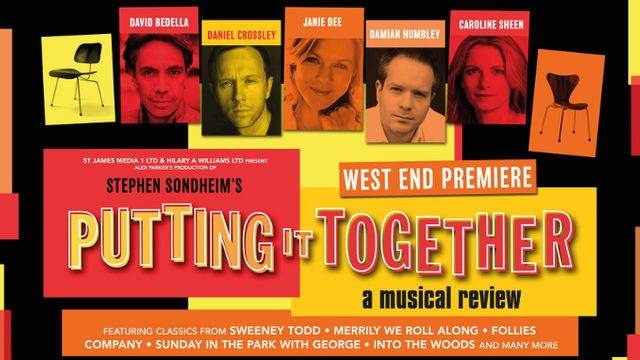 Tickets to Putting It Together at the St. James Theatre