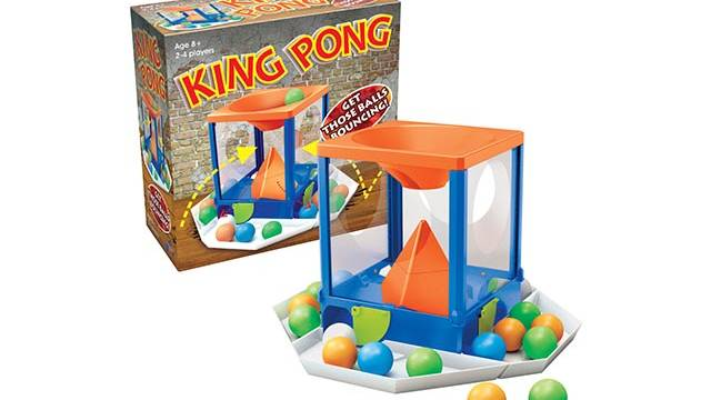 Win Drumond Park's new King Pong Game