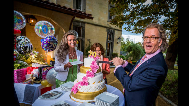 WIN TICKETS TO WATCH 'ANDRÉ RIEU: 70 YEARS YOUNG' IN CINEMA ON 4th OR 5th JANUARY 2020