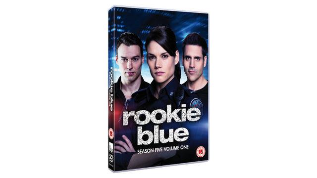 Rookie Blue: Season Five, Volume One on DVD