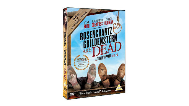 Rosencrantz & Guildenstern Are Dead (2-disc set) DVD