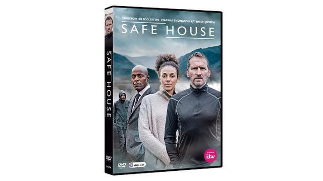 ITV'S brand new drama Safe House, starring Emmy award winning Christopher Eccleston