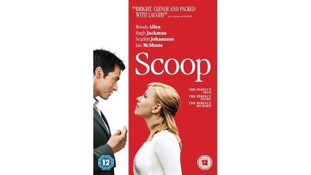 Scoop starring Hugh Jackman, Scarlett Johansson & Ian McShane, written by Woody Allen
