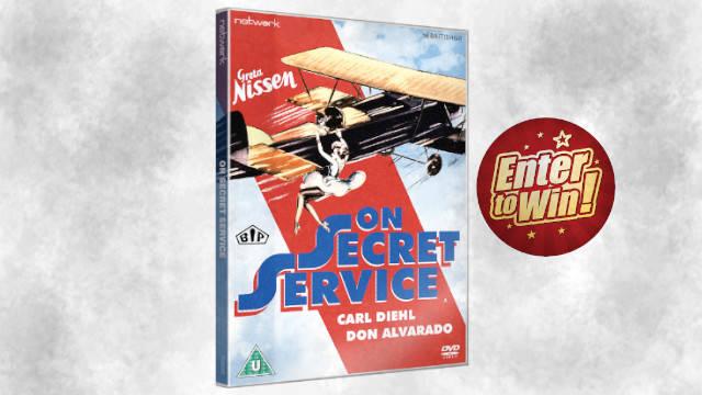 On Secret Service DVD