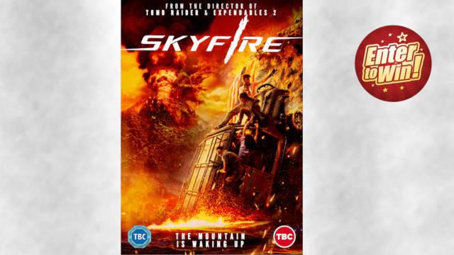 Skyfire DVDs up for grabs