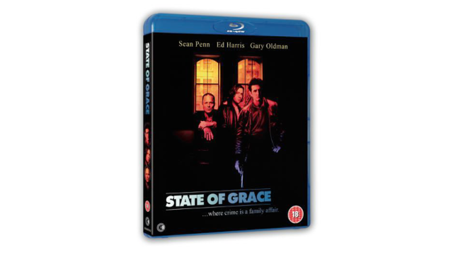 Classic 90s New York gangster movie State of Grace on Blu-ray