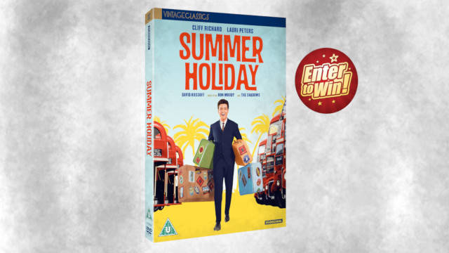 SUMMER HOLIDAY DVDs up for grabs