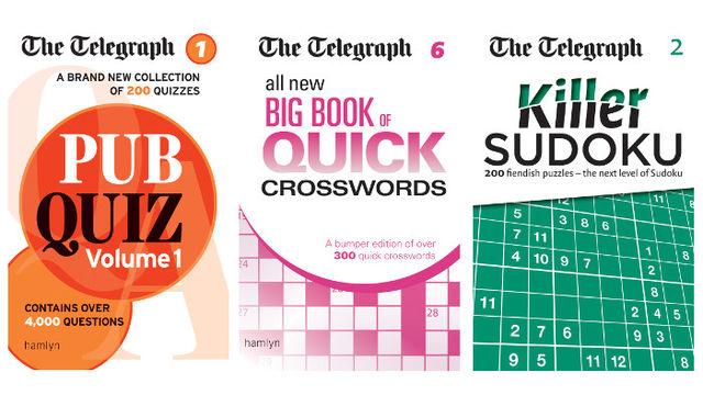 The Telegraph's Crossword series