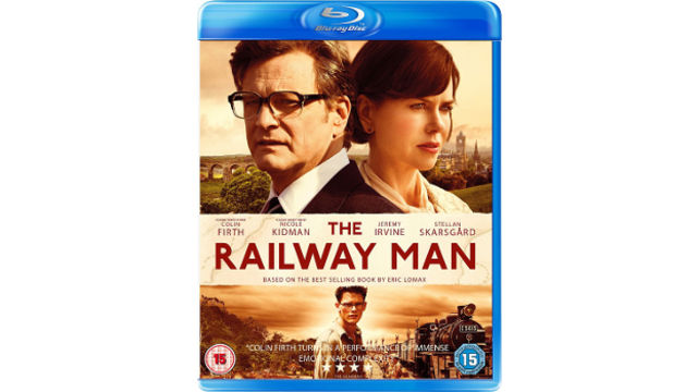 THE RAILWAY MAN Blu-ray