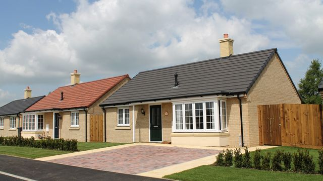 Larkfleet Homes - The Croft Baston