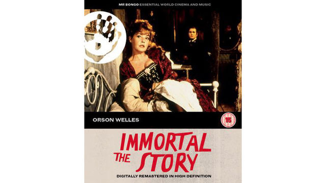 The Immortal Story on Blu-ray