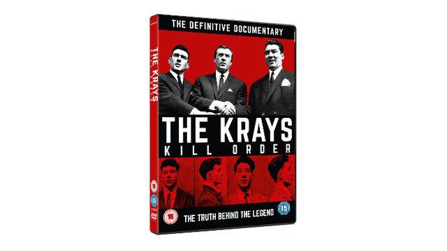 The Krays - Kill Order on DVD