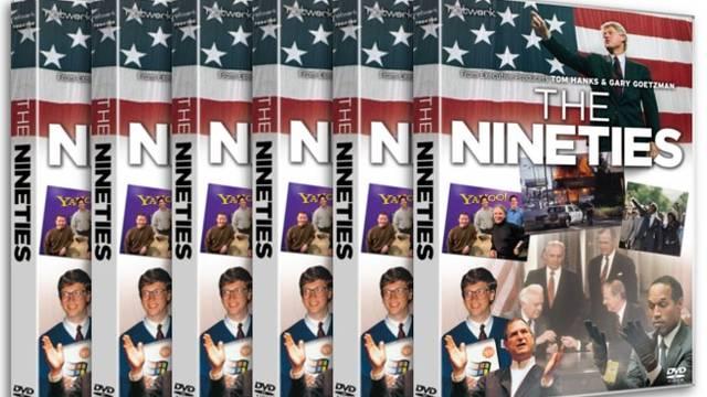 Win The Nineties on DVD