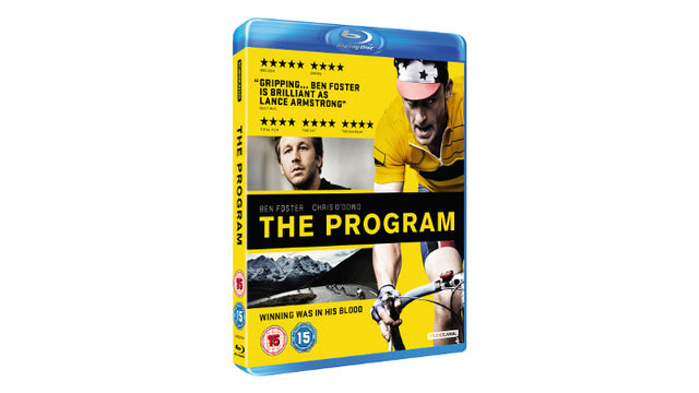 THE PROGRAM available on Digital HD from 8th February and on Blu-Ray and DVD from 15th February