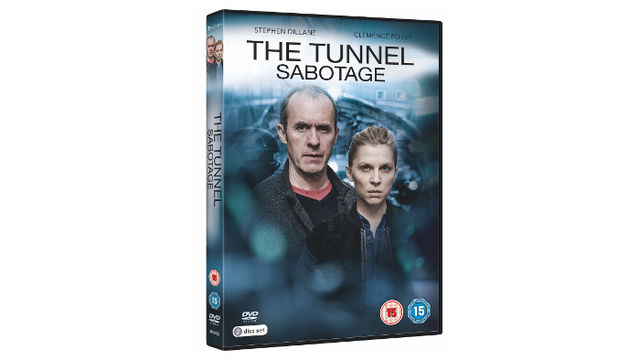 Win The Tunnel Sabotage DVD