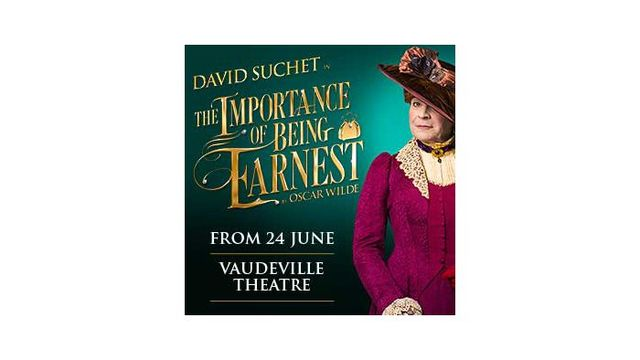 The Importance of Being Earnest at the Vaudeville Theatre