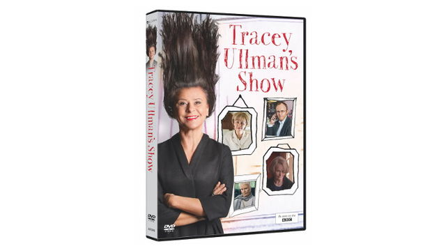 BBC One Tracey Ullman's Show on DVD