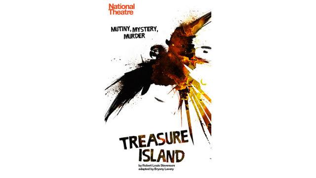 Treasure Island at the National Theatre